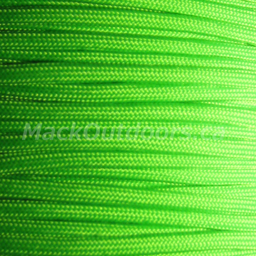 RG1023 Lime Green Paracord