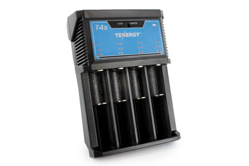 Tenergy T4s 4-Bay Charger