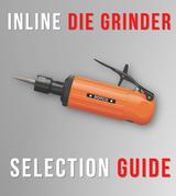 Dotco Die Grinder Guide Part #2 |  Inline Die Grinder Selection by Application and Usage {Blog}