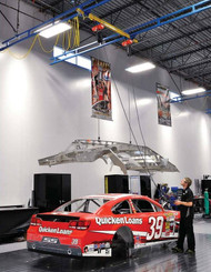 The Switch to Faster, Safer NASCARS: Stewart-Haas Racing