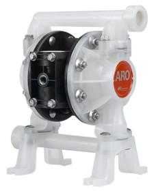 "ARO   PD05P-ARS-PCC-B   1/2"" Plastic Diaphragm Pump (Hytel)   14 GPM"