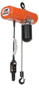 CM Lodestar 1 Ton Chain Hoist | 3555NH | Model LL