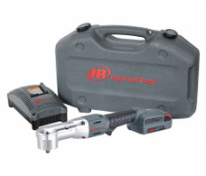 """Ingersoll Rand W5330-K12 Cordless Socket Retainer Ring Anvil Impact Wrench Kit 