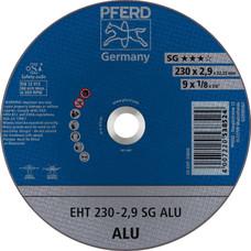 """PFERD .040"""" Type 1 Flat Cut-Off Wheel A N SG ALU 7/8"""" Arbor Hole"""