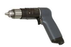 "Ingersoll Rand 6AJJST4 1/4"" Pistol Grip Air Drill | 3,950 RPM | 34 In. lbs. Torque"