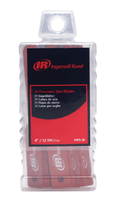 Ingersoll Rand P4EV-20 Air Reciprocating Saw Blade | Bi-Metal | 14/18 TPI | (Pack of 20)