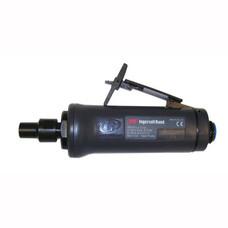"Ingersoll Rand G1H250FG4 Straight Die Grinder | 0.4 HP | 25,000 RPM | 1/4"" Collet | Front Exhaust"