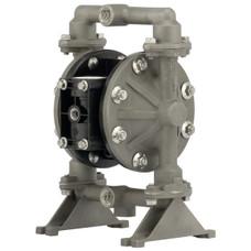 """ARO PD05P-ASS-STT   1/2"""" Metallic Diaphragm Pump   Stainless w/ Teflon"""
