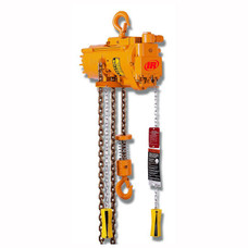 Ingersoll Rand ML1000K Chain Hoist | 10 Feet of Lift | 6 Feet of Drop