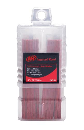 Ingersoll Rand P4FS-50 Air Reciprocating Saw Blade | Bi-Metal | 32 TPI | (Pack of 50)