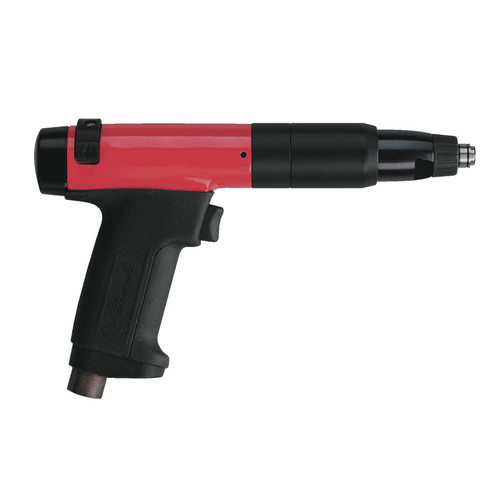 Desoutter SCP021-T1600-S4Q Pistol Grip Pneumatic Screwdriver | 1,600 RPM | 3.5-18.6 (in-lb) Torque Range | Shut-Off Clutch | Trigger-Start