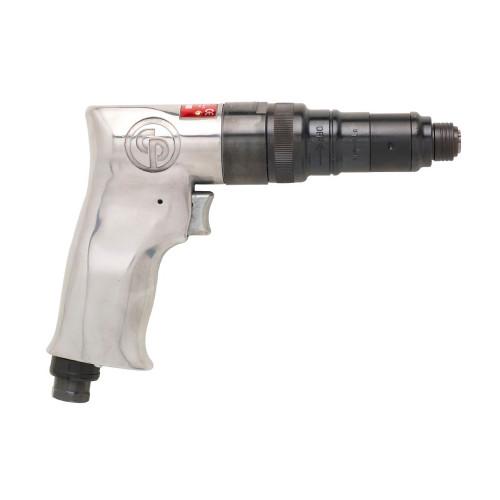 "Chicago Pneumatic CP780 Screwdriver | 1/4"" Drive | Cushion Clutch | 3.7 ft. lb. Max Torque | 1,800 RPM"