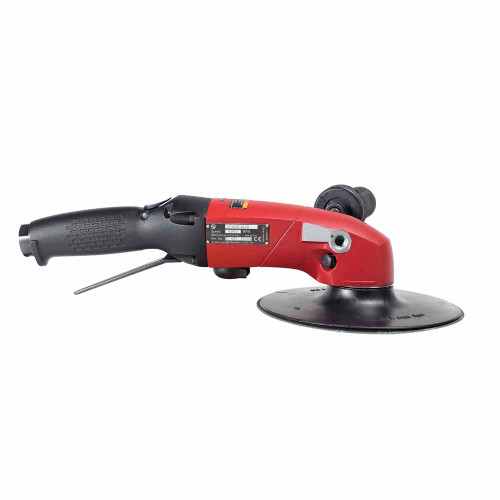 """Chicago Pneumatic CP3850-77AB 7"""" Angle Sander   2.8 HP   1/2"""" Air Inlet   5/8"""" - 11 Thread   7,700 RPM"""