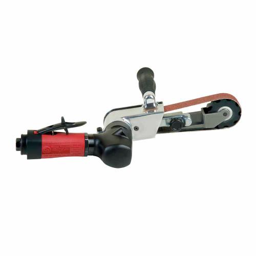 "Chicago Pneumatic CP5080-5220H18 18"" Belt Sander   0.75 HP   1/4"" Air Inlet   22,000 RPM"