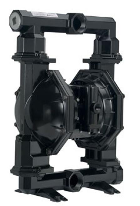 "ARO PD20A-AAP-AAA-B Ingersoll Rand ARO | PD20A-AAP-AAA-B |  2"" Metallic Pump (Santoprene) | 172 GPM | Aluminum Body"