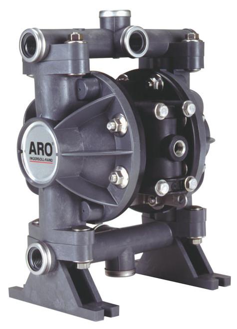 """ARO 66605J-3EB 1/2"""" Classic Style Non-Metallic Diaphragm pump"""