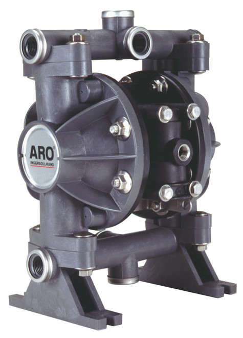 "ARO 666053-389 1/2"" Classic Style Non-Metallic Diaphragm pump"