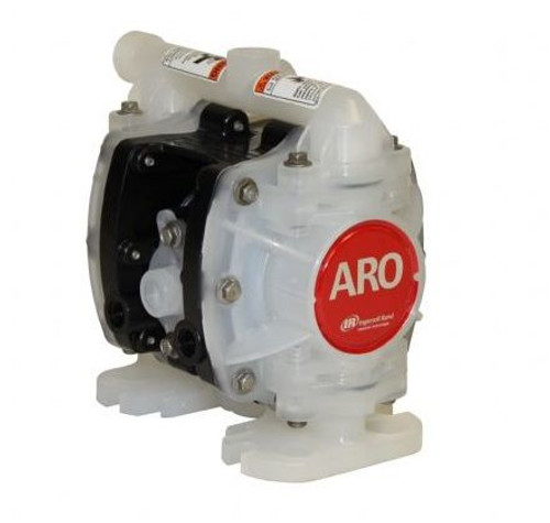 "ARO PD01P-HPS-PAA-A 1/4""  Non-Metallic Diaphragm pump"