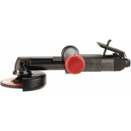Sioux Tools SWGA1AX124 Right Angle Type 27 Extended Wheel Grinder | 1 HP | 12000 RPM | Front Exhaust