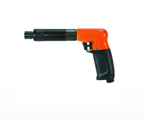"Cleco 19PTA07Q P-Handle Pistol Grip Pneumatic Screwdriver   Trigger Start   660 RPM   1/4"" Quick Change"