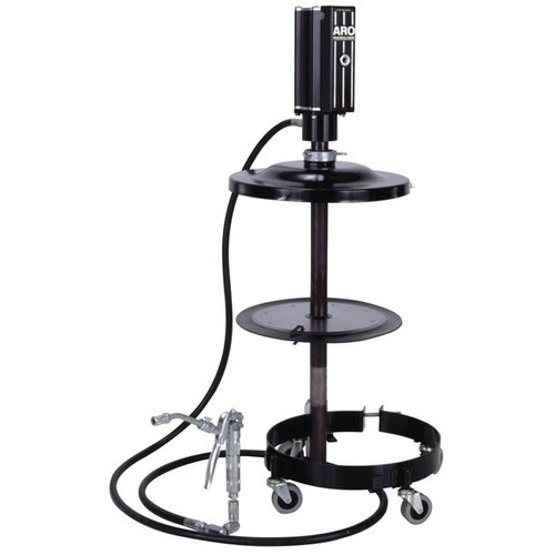 "Ingersoll Rand ARO LP2001-1-B Piston Grease Pump Package | LP Series | 2"" Air Motor 35 lb | 50:1 Pump Pressure Ratio"