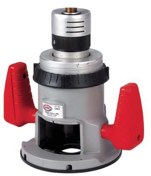 """Sioux RT1983 Twist Throttle Router 