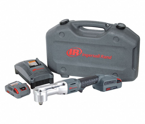 """Ingersoll Rand W5330-K22 Cordless Socket Retainer Ring Anvil Impact Wrench Kit 