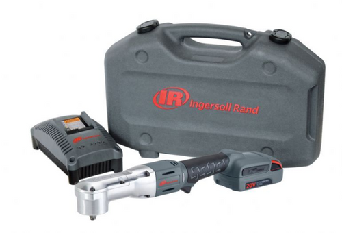 """Ingersoll Rand W5350-K12 Cordless Socket Retainer Ring Anvil Impact Wrench Kit 
