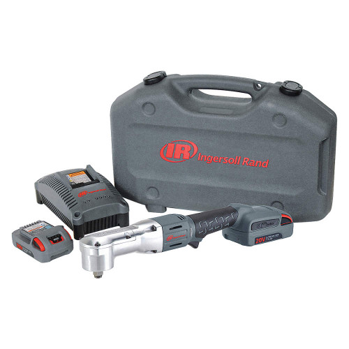 """Ingersoll Rand W5350-K22 Cordless Socket Retainer Ring Anvil Impact Wrench Kit 