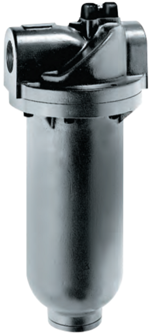 "ARO F35501-311 3"" Coalescing Filter   Super-Duty Series   Auto Drain   Metal Bowl   1,770 SCFM"