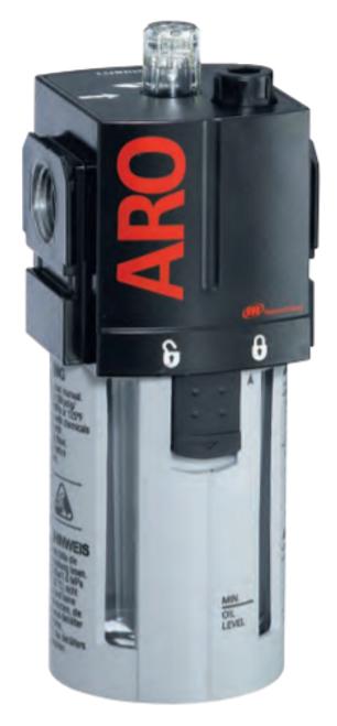 "ARO L36331-120 3/8"" Lubricator | 2000 Series | Metal Bowl | 85 SCFM"