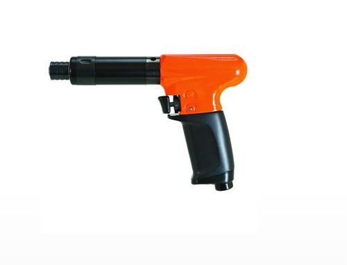Cleco 19TTA15Q Pistol Grip T-Handle Pneumatic Screwdriver   Trigger Start   45 to 130 In. Lbs.   19 Series   260 RPM