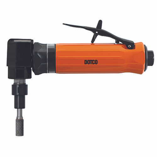 """Dotco 10LF281-36OH Right Angle Grinder-Sander   10LF Series   1/8"""" Collet   20,000 RPM   Aluminum Housing   Rear Exhaust"""