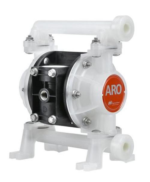 "ARO PD03P-AES-DCC 3/8"" Non Metallic Compact Diaphragm Pump (Hytrel) | 10.6 GPM"