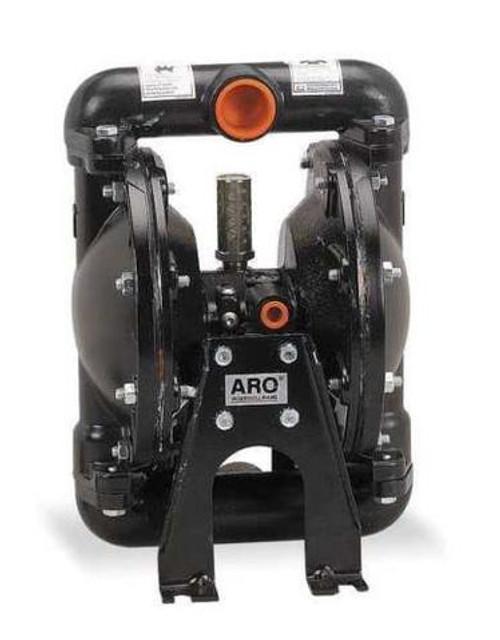 "ARO Diaphragm Pump 666101-244-C   35 GPM   1"" Ports   Teflon/PTFE Diaphragms"