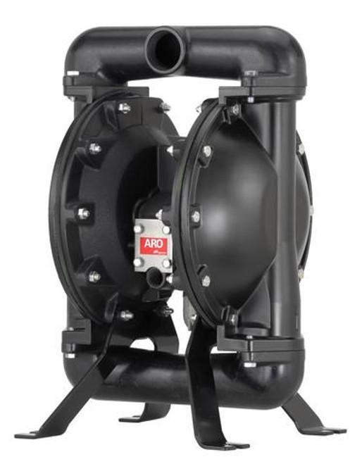 "ARO Diaphragm Pump 666151-244-C | 90 GPM | 1-1/2"" Ports | Teflon/PTFE Diaphragms"