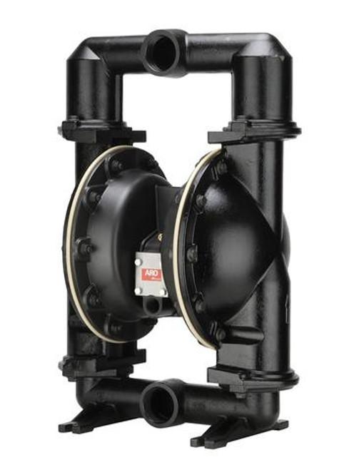 "ARO Diaphragm Pump 666250-G22-C | 135 GPM | 2"" Ports | Nitrile Diaphragms"