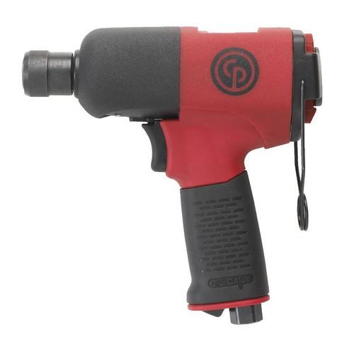 "Chicago Pneumatic CP8232-QC Hexagonal Impact Wrench   7/16"" Drive   Max Torque 332 Ft. Lbs   11500 RPM"
