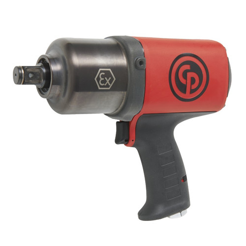 """Chicago Pneumatic CP6768EX-P18D Atex Impact Wrench   3/4"""" Drive   Max Torque 1290 Ft. Lbs   5100 RPM"""