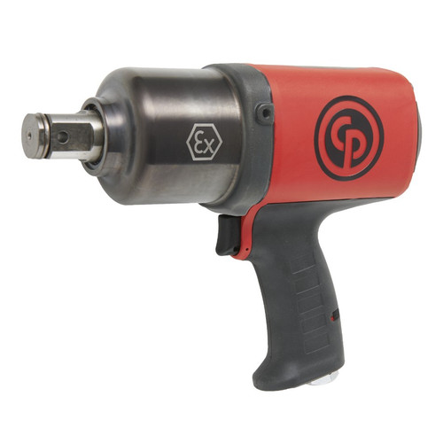 """Chicago Pneumatic CP6778EX-P18D Atex Impact Wrench   1"""" Drive   Max Torque 1290 Ft. Lbs   5100 RPM"""