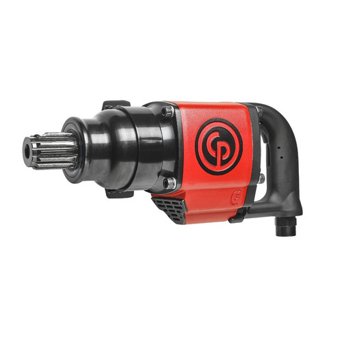 Chicago Pneumatic CP0611-D28L Impact Wrench   #5 Drive   Max Torque 2800 Ft. Lbs   3500 RPM
