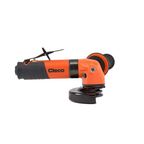 Cleco C3120A45-58OH Pneumatic Right Angle Grinder | 1.7 HP | 12,000 RPM | Rear Exhaust