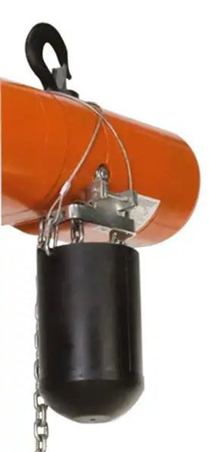 "CM Lodestar Metal Chain Container | 2451 | 11"" Bucket Length | 5"" Bucket Diameter"