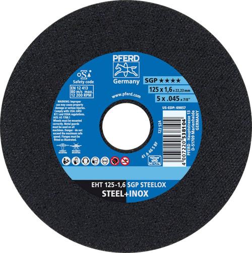 "PFERD .030"" Type 1 Aluminum Oxide Cut-Off Wheel"