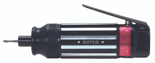 """Dotco 10N9500-36 Right Precision Grinder   10-95 Series   0.1 HP   1/8"""" Collet   80,000 RPM   Aluminum Housing   Front Exhaust"""