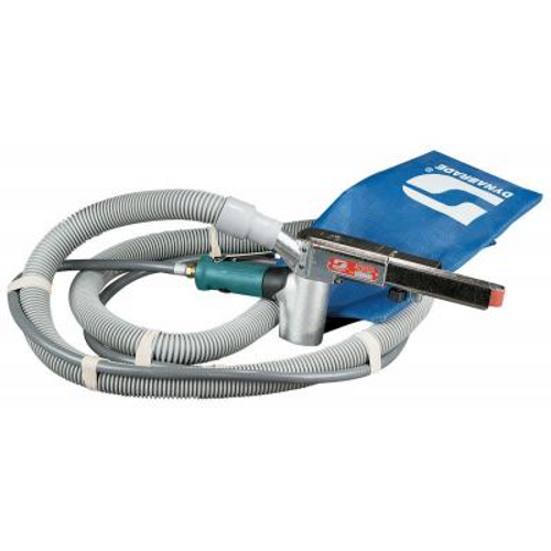 Dynabrade Vacuum Dynafile II Abrasive Belt Tool | 40330 | 0.5 HP Motor | 20,000 RPM