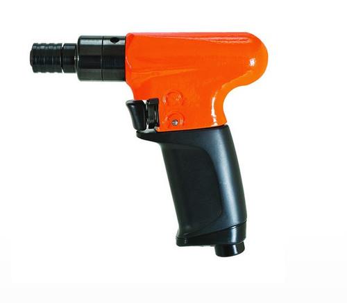 Cleco 19TTS02Q Pistol Grip Stall T-Handle Clecomatic Clutch Screwdriver   Trigger Start   19 Series   2,800 RPM