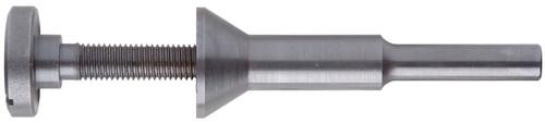 "PFERD 1/4"" Flat Type 1 Mandrel for Snagging Wheels 3/8"" Arbor Hole"