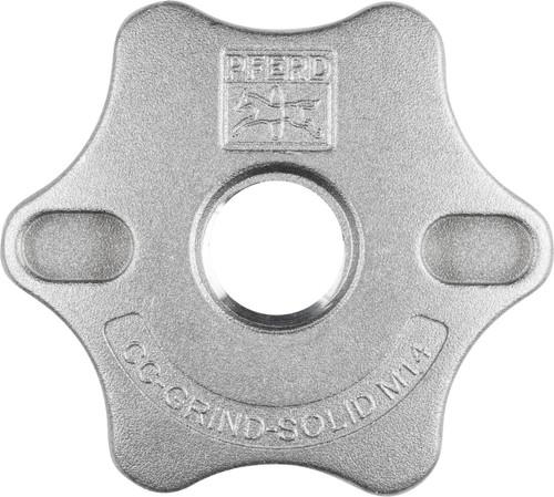 "PFERD Grinding Wheel CC-GRIND-SOLID 5/8-11"" Thread Hole"
