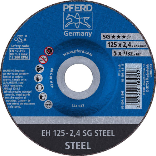PFERD Type 27 SG Cut-Off Wheel